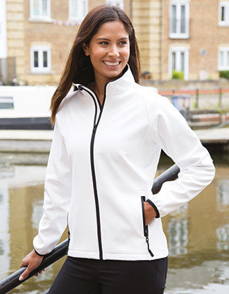 Core Ladies Printable Soft Shell