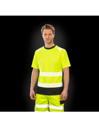 Recyceltes Sicherheits-T-Shirt