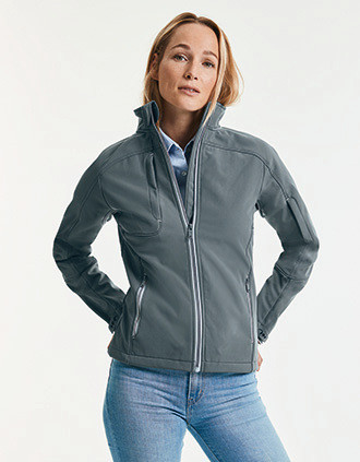 Ladies' Bionic-Finish® Softshell Jacket