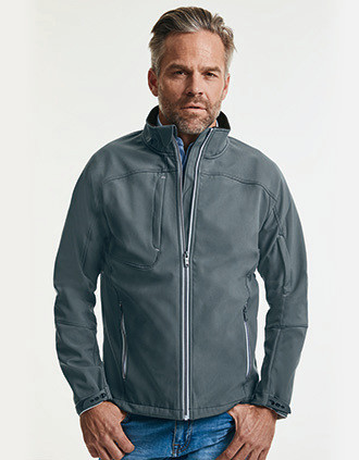 Men's Bionic-Finish® Softshell Jacke