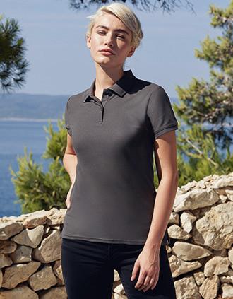 Premium Damen-Polohemd