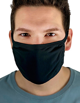 AFNOR UNS1 UNS 2 Mundschutzmaske - waschbar und wiederverwendbar