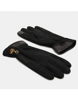 Touchscreen-Handschuhe aus Nubukleder