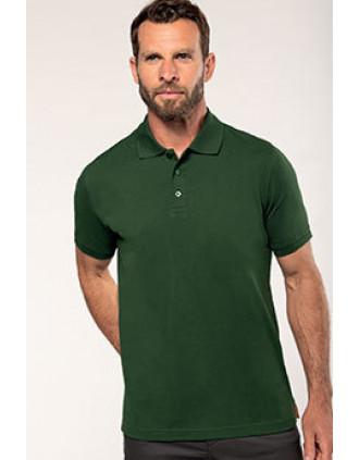 Umweltfreundliches Herren-Polohemd