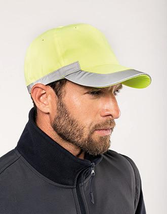 Fluoreszierende- 5-Panel-Kappe
