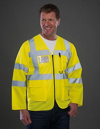 Hi - Vis jacket
