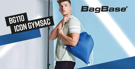 Bagbase - Sport-Rucksack mit Kordelzug